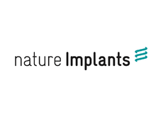 Logo nature implants preview