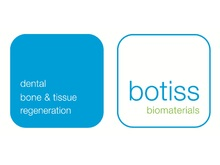 Botiss logo biomaterial bone tissue vec preview